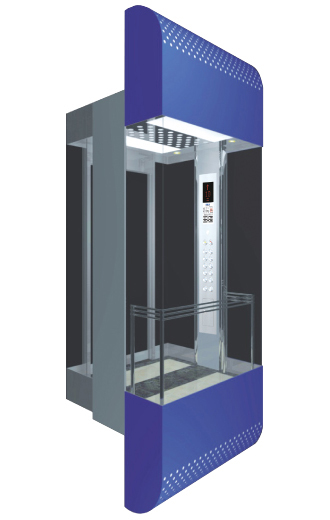 Whether the passenger elevator has high requirements for the surrounding installation