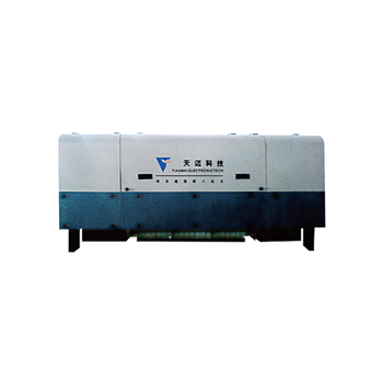 What are the characteristics of electronic jacquard machines