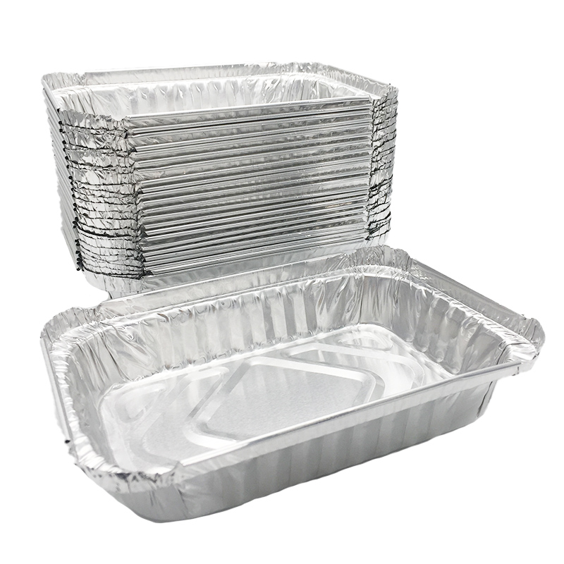 What are the aluminum foil products