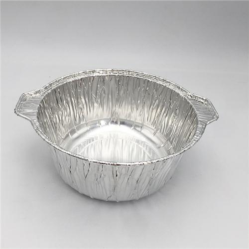 aluminum foil pots