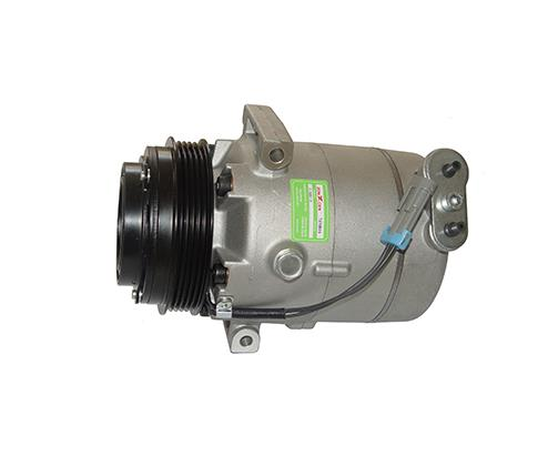 What is the working principle of the automobile air conditioner compressor