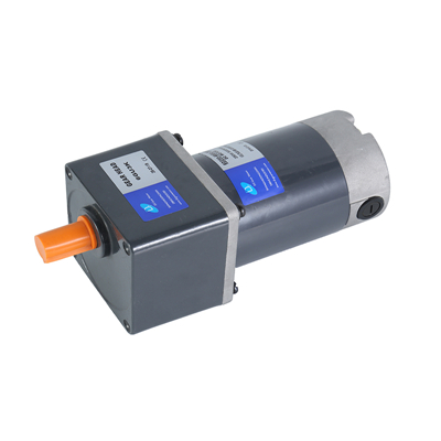 What is the style and reference parameters of the planetary geared motor of the beauty instrument