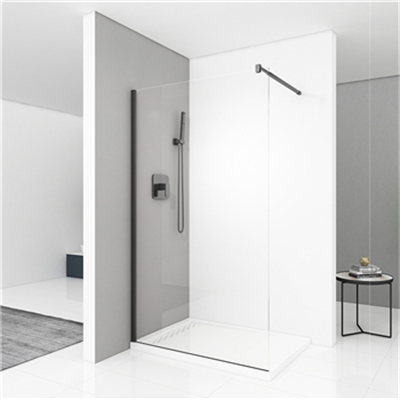 What are the tips for choosing a safety shower enclosure