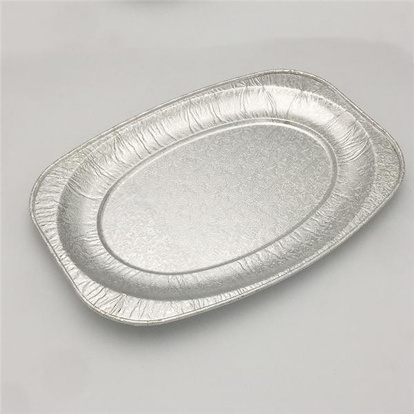 aluminum foil pot