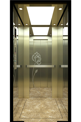 How to maintain the mechanical parts of the elevator