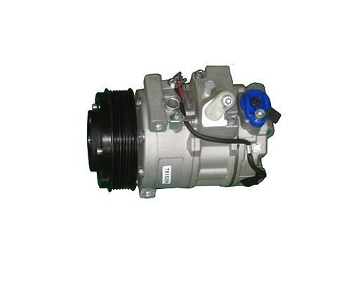 Repair case of abnormal noise of automobile air-conditioning compressor