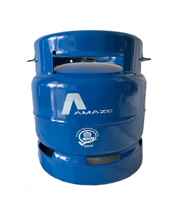 what is the weight of lpg cylinder