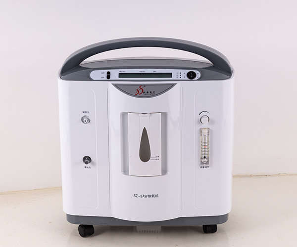 What are the product characteristics of the oxygen generator