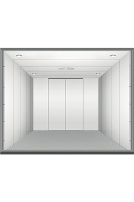What are the precautions for the safe use of freight elevators