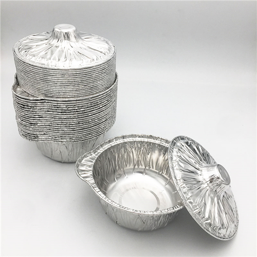 What can be customized in the purchase of aluminum foil pot