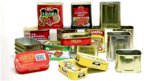 Is tin cans harmful to human body