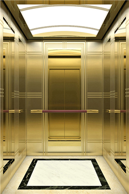Is the passenger elevator vibration too obvious