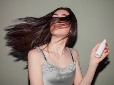 What are the clever ways to use an empty bottle of hair care solution