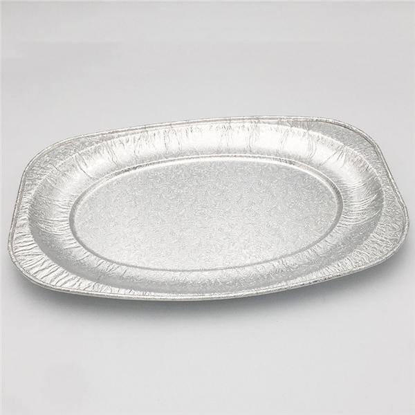 aluminum foil paper tray