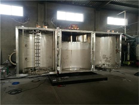 How to adjust the evaporative vacuum coating machine in use