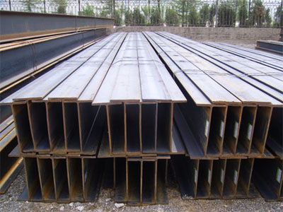 What are the selection criteria of steel profile