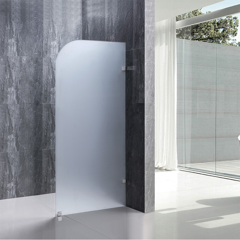 How to maintain the shower enclosure?