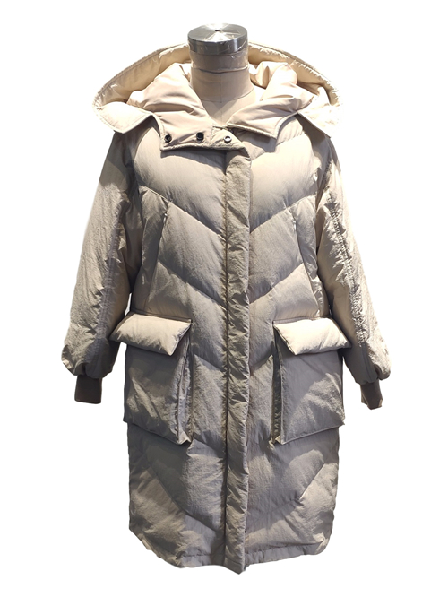 How to wear ladies' down jackets more fashionable