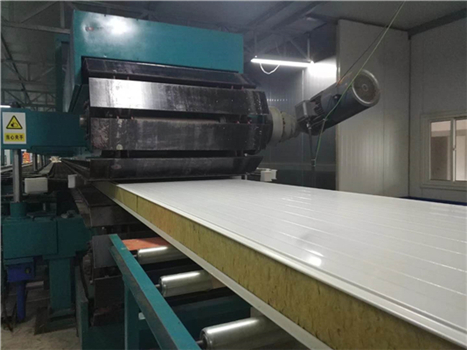 How to develop sandwich panels