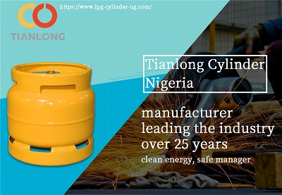 liquefied gas cylinders