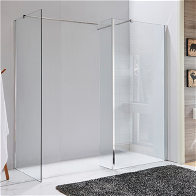 Is the thicker the glass in the shower enclosure safer