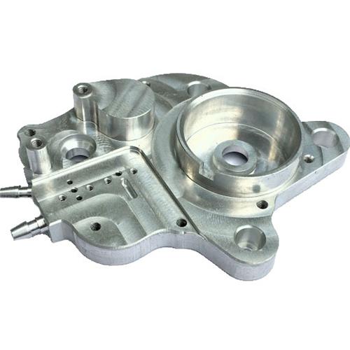 CNC machining high precision aluminum parts