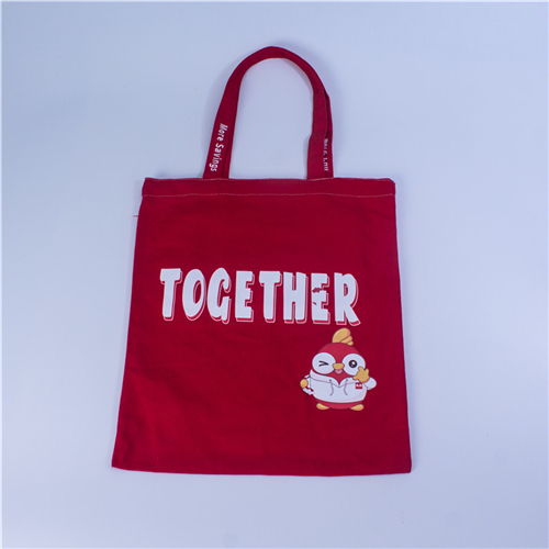 How fast is the production speed of the cotton bag manufacturer