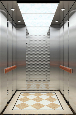 What are the advantages of the MRL passenger elevator without machine room