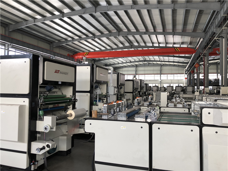 What is the working principle of the automatic coating machine? What are the characteristics of work?