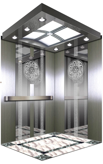How to locate the price of passenger elevator