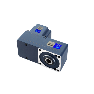 What are the characteristics of DC geared motors