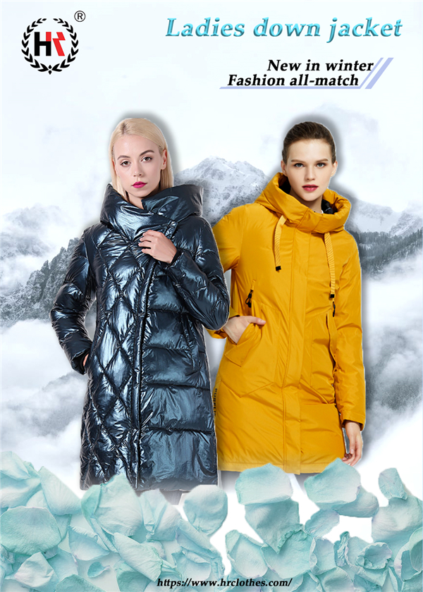 Which down jacket manufacturer is stronger
