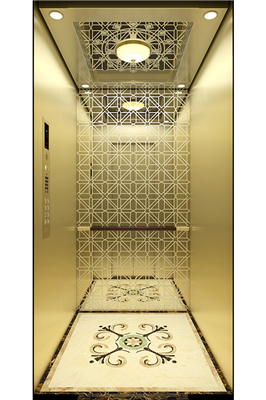 Elevators are classified according to whether there is a driver