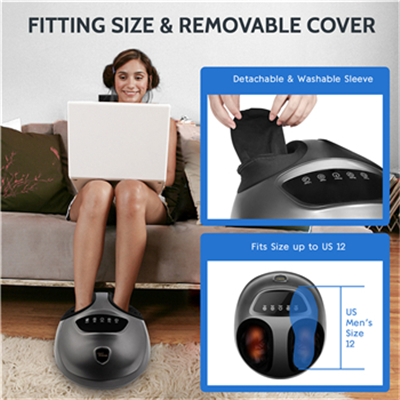 Who are the leg massagers suitable for