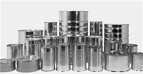 What are the specific advantages of tinplate cans