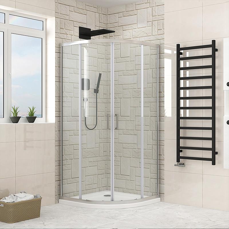 Frameless Shower room