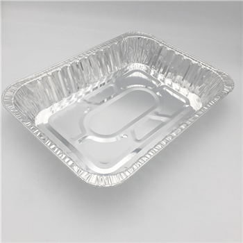 Is it good for the price of aluminum foil containers to be high