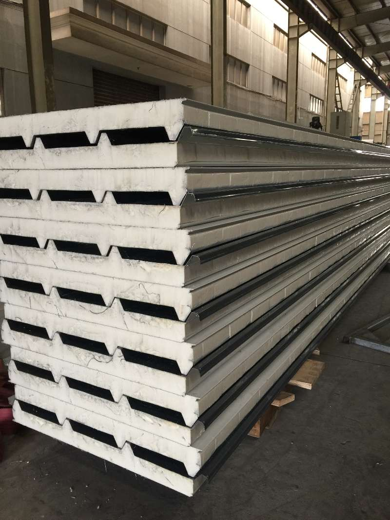 How about sandwich panels? What are the characteristics?