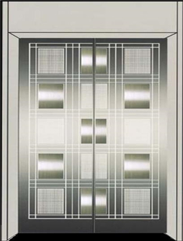 What are the advantages of the passenger elevator without machine room