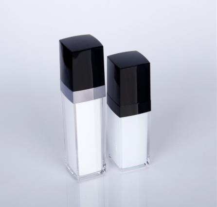 What are the tips for choosing packaging materials for acrylic cream bottles and cosmetic containers