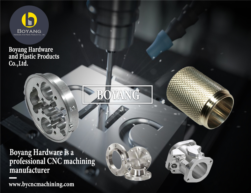 Turning and milling service of CNC aluminum machining parts