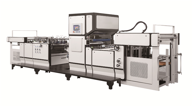What are the characteristics of the ready-to-coat laminating machine?