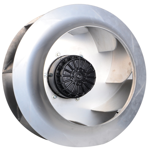 centrifugal fan and axial fan