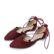 China Lace up flats price,Lace up flats price,Lace up flats