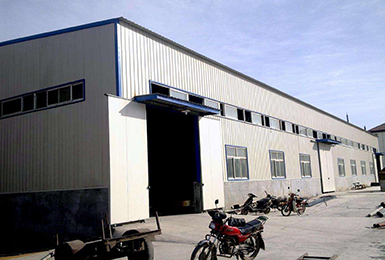 Steel structure workshop Suppliers