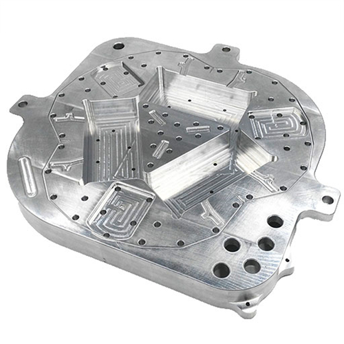 CNC machining high precision aluminum parts