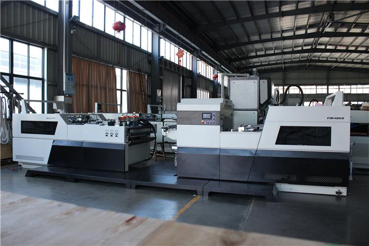 Reasons for the backward laminating process of the laminating machine
