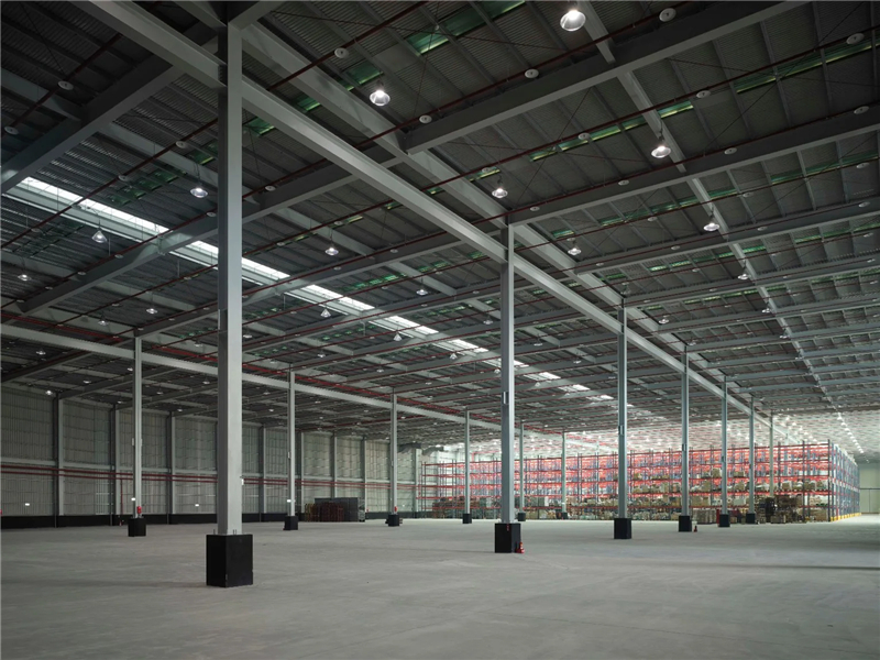 How to do the daily maintenance of the steel structure workshop