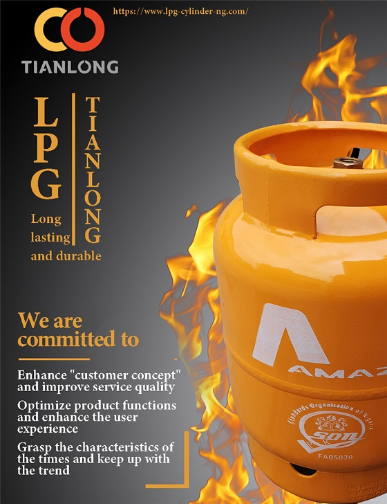 What are the packaging and transportation regulations for LPG cylinders