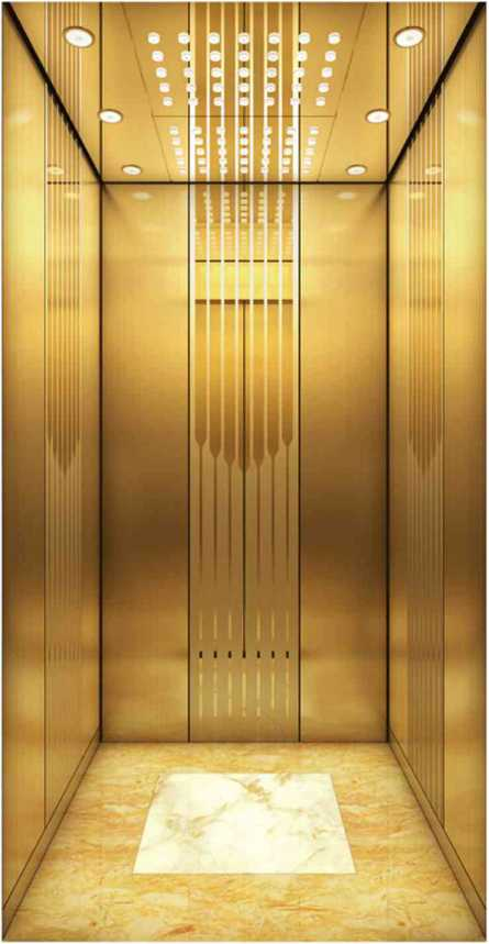 What factors affect the price of passenger elevators